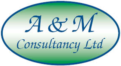 A and M Consultancy Logo